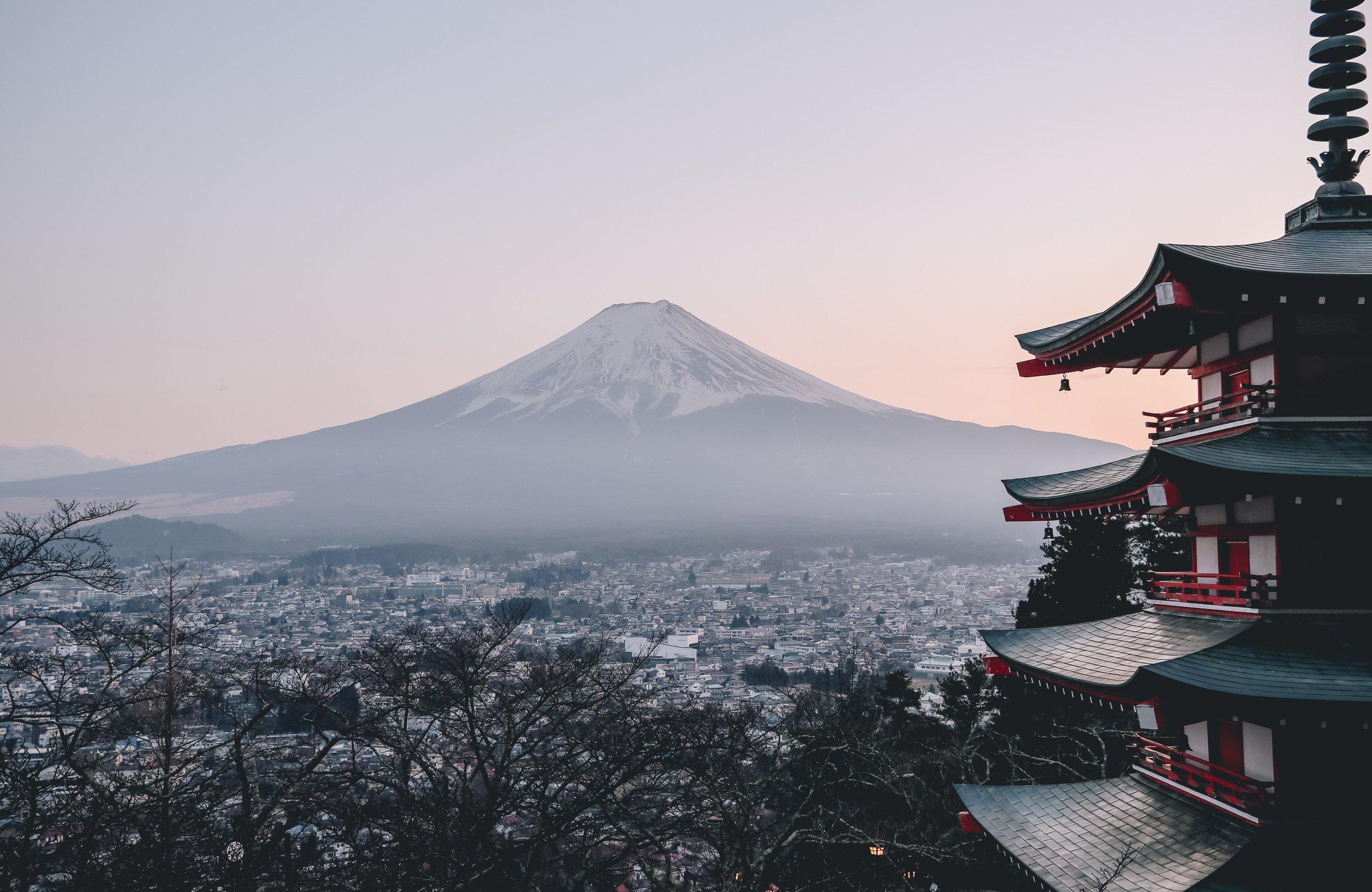 Unusual honeymoon destinations - Japan