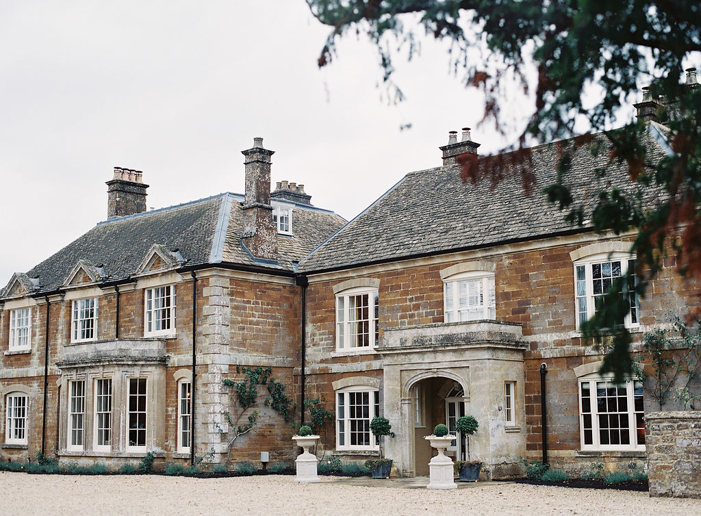 Elegant luxury at Thorpe Manor, Oxfordshire