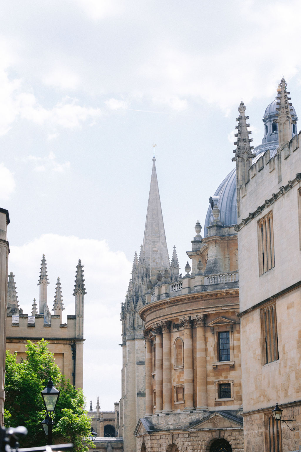 Getting married in Oxford
