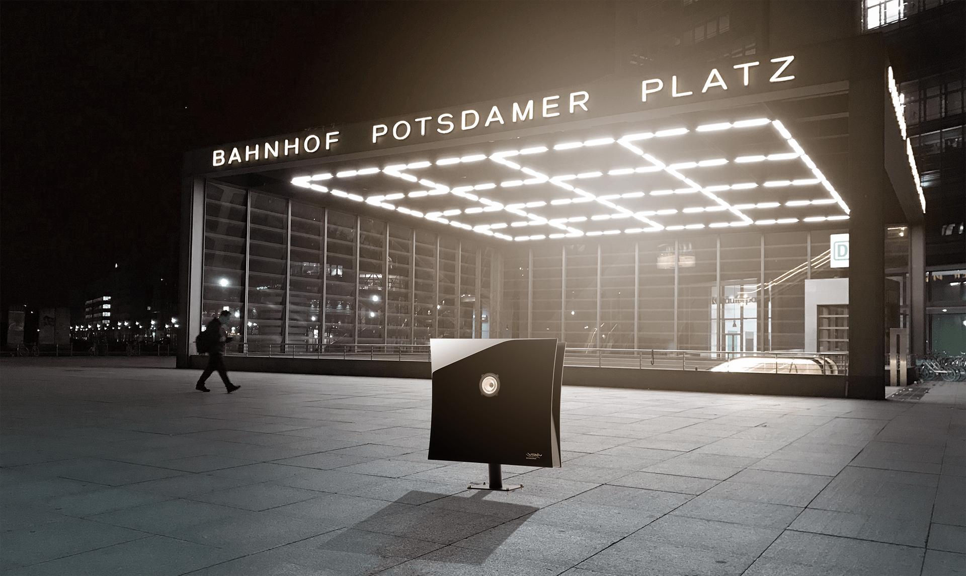 Ampeggio Due at Potsdamerplatz