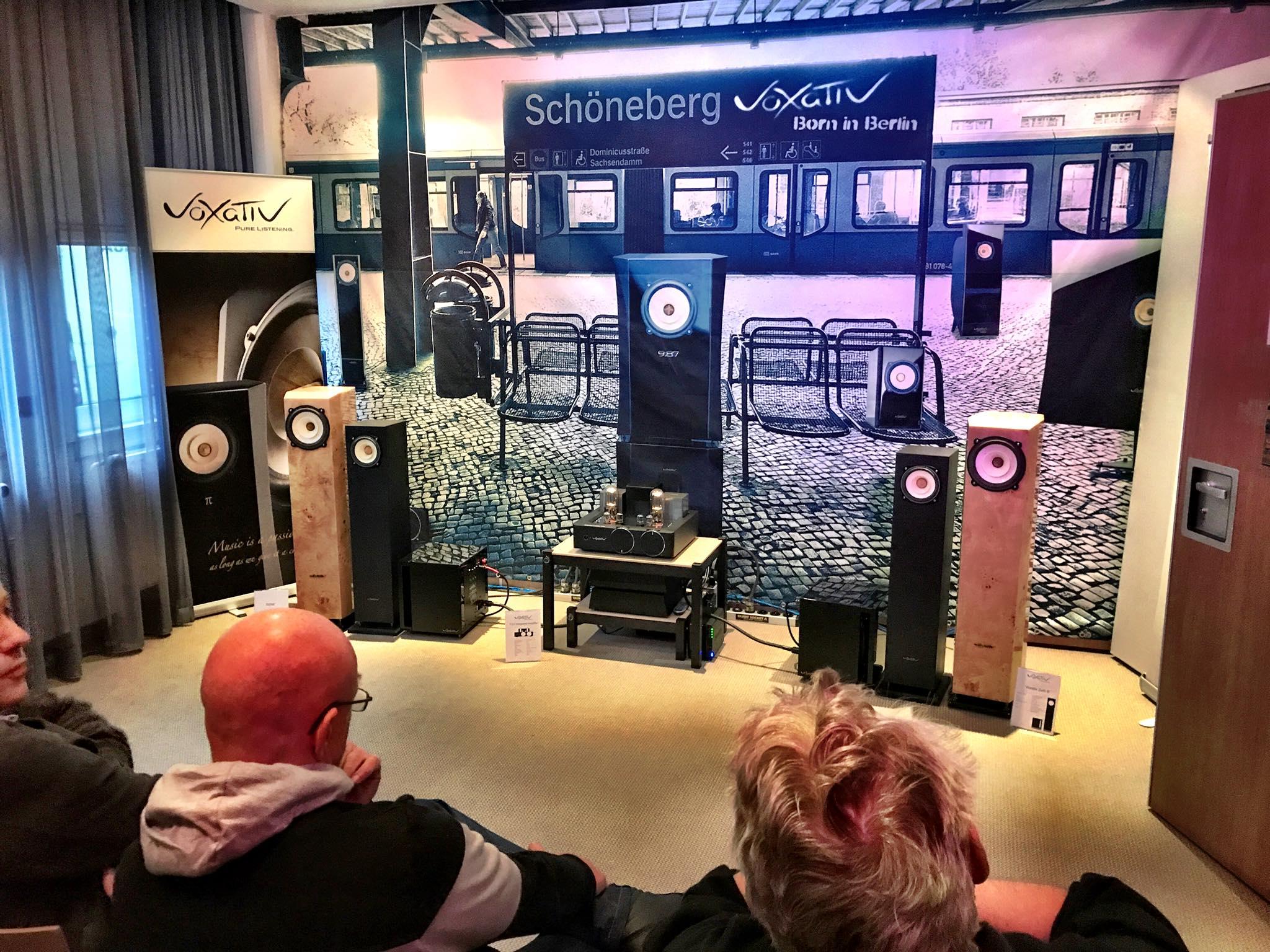 The most accessible Voxativ loudspeaker on the market. - Debuted in Stockholm at the High End Mässan 2019.