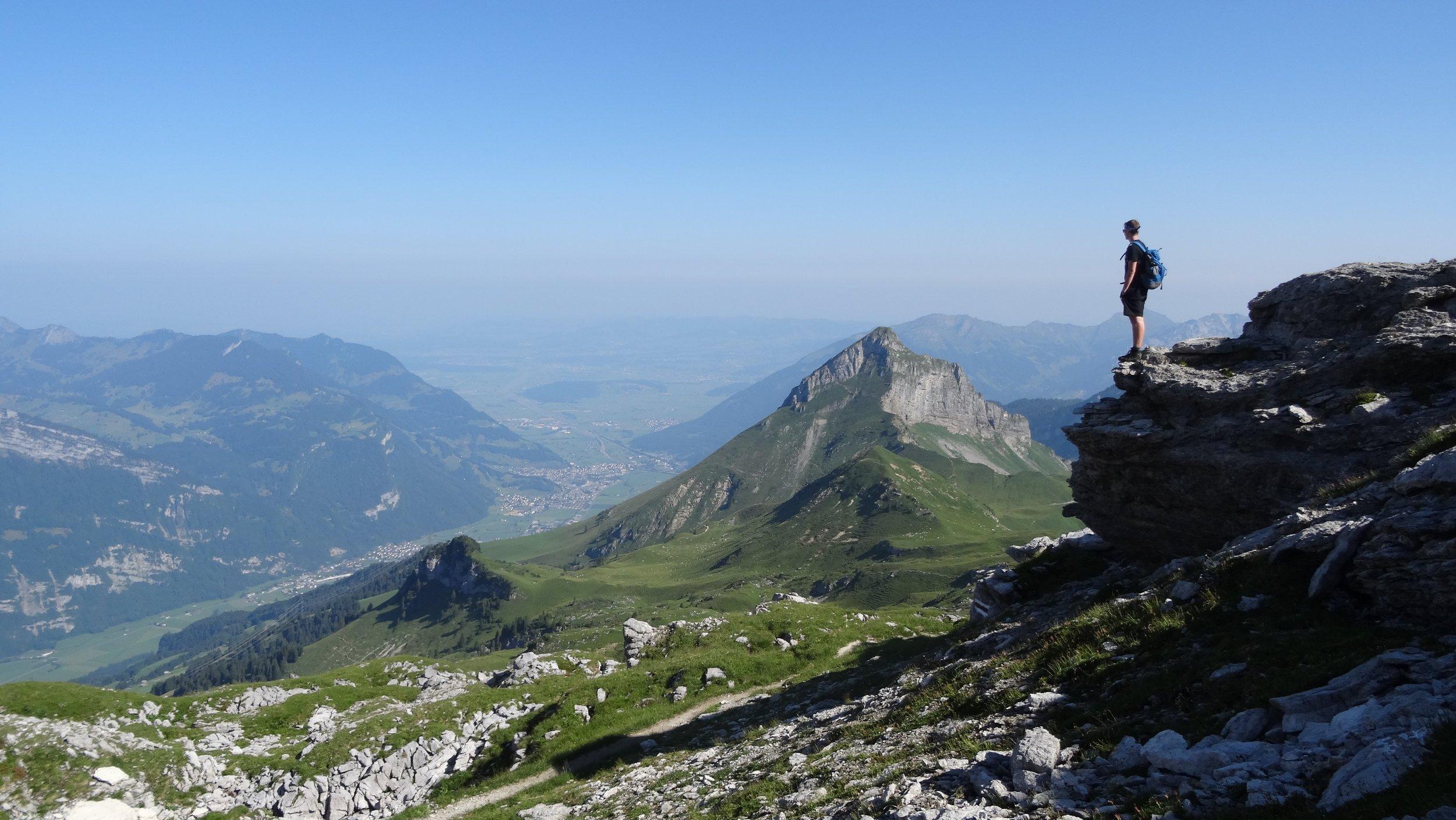 Højskole i udlandet   Sommerhøjskole i bjergene i Alperne   Ta' med på højskoleophold for unge mennesker
