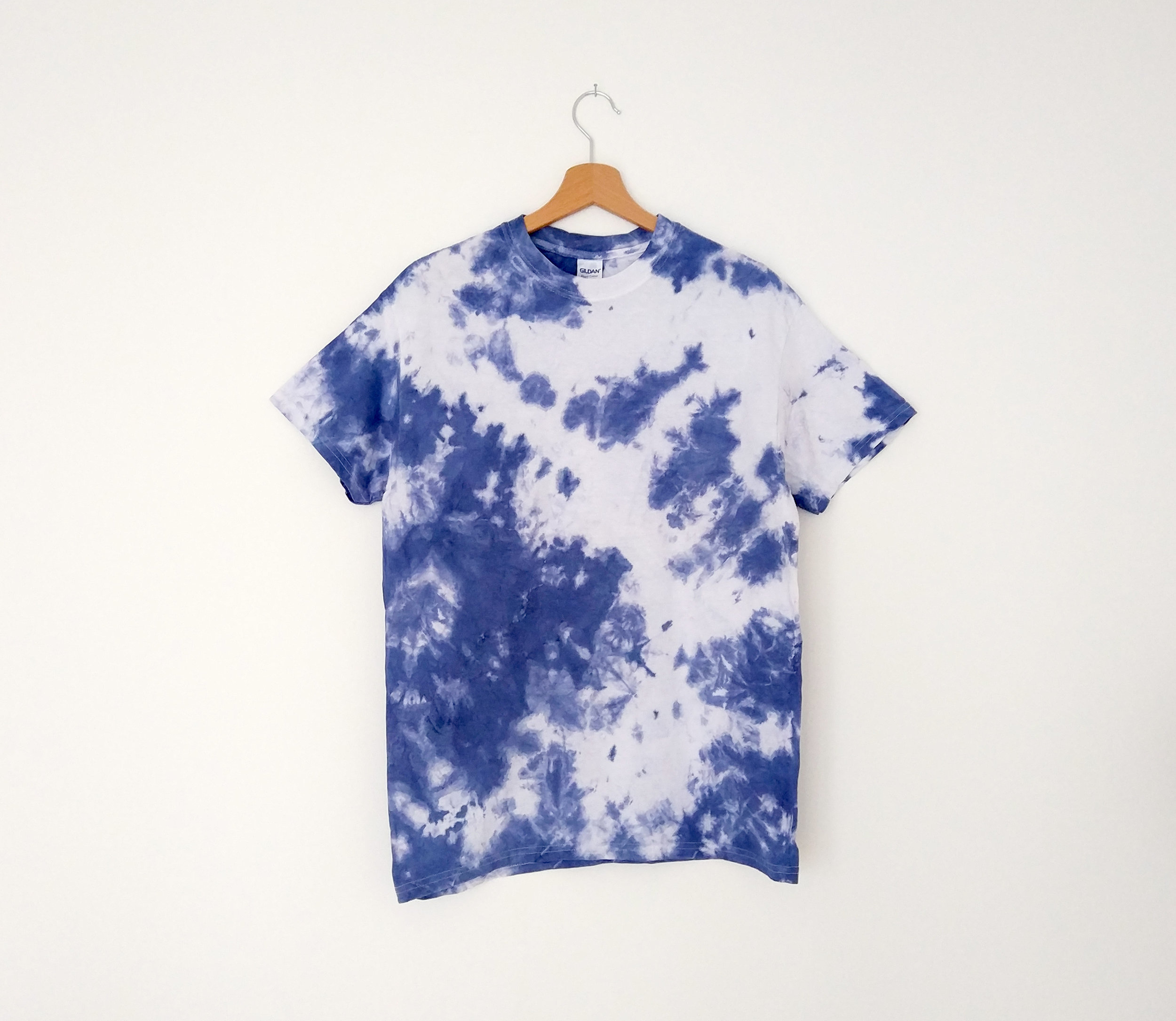 Tie dye T-shirts. Click  here  for more info