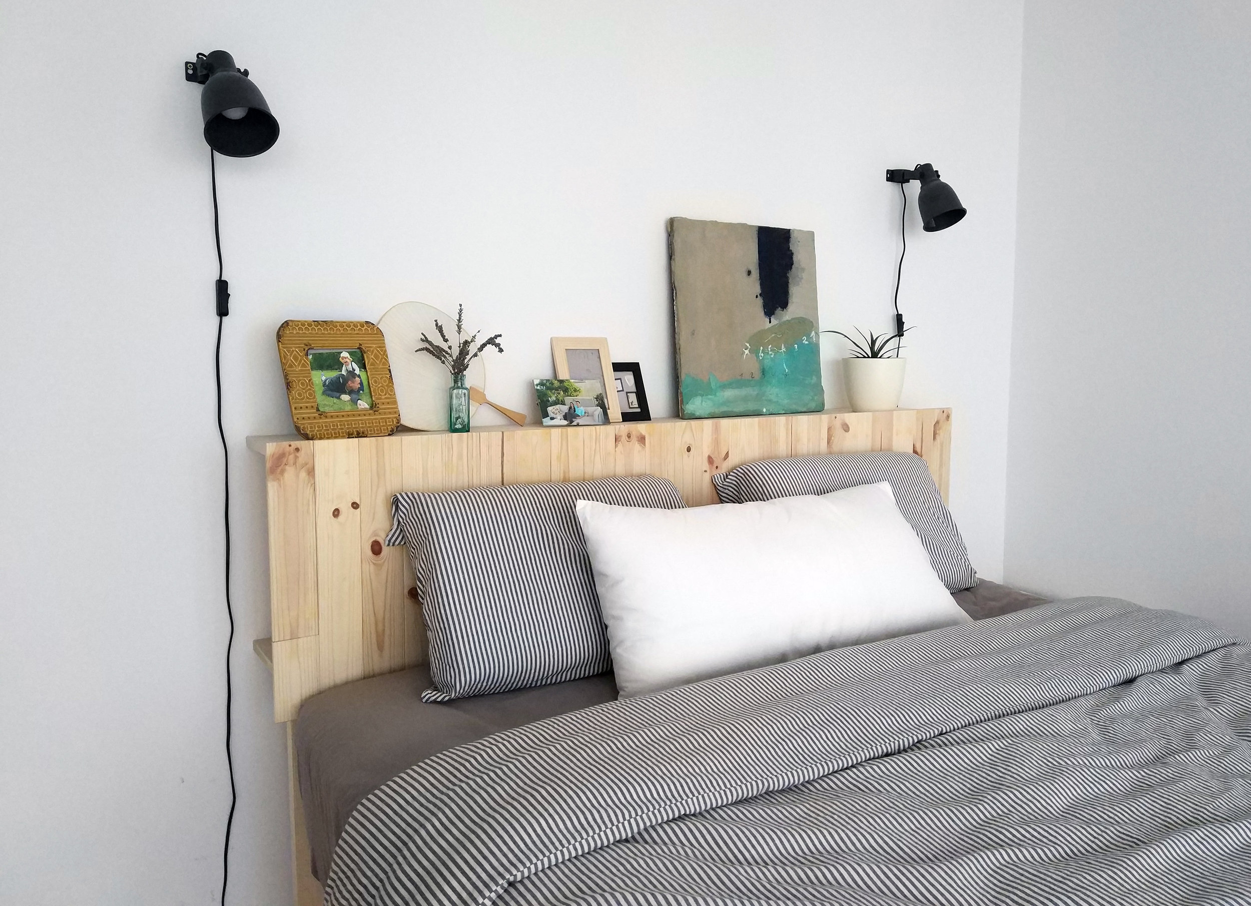 Headboard. Click  here  for more info