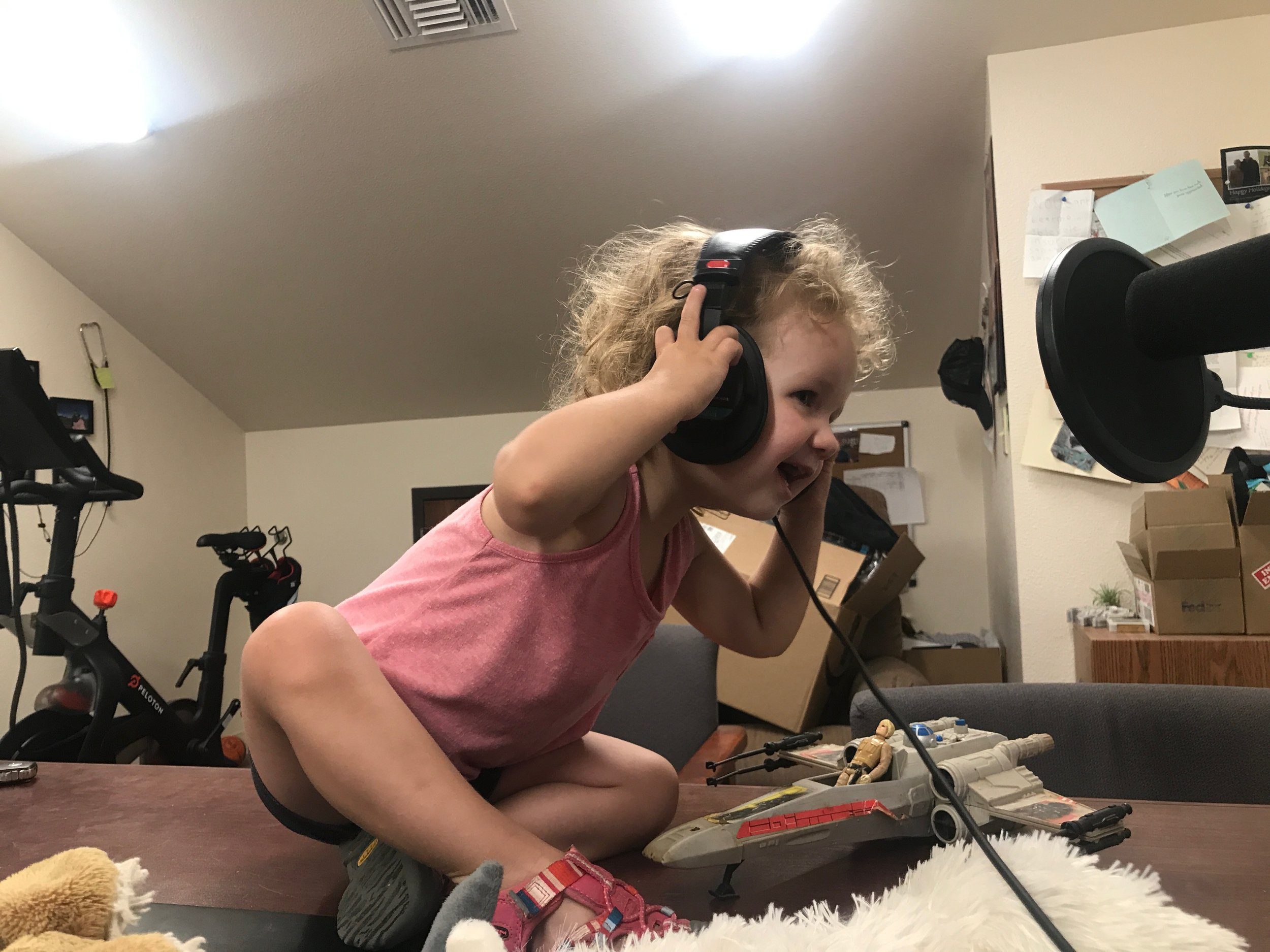Rylee takes over the podcast