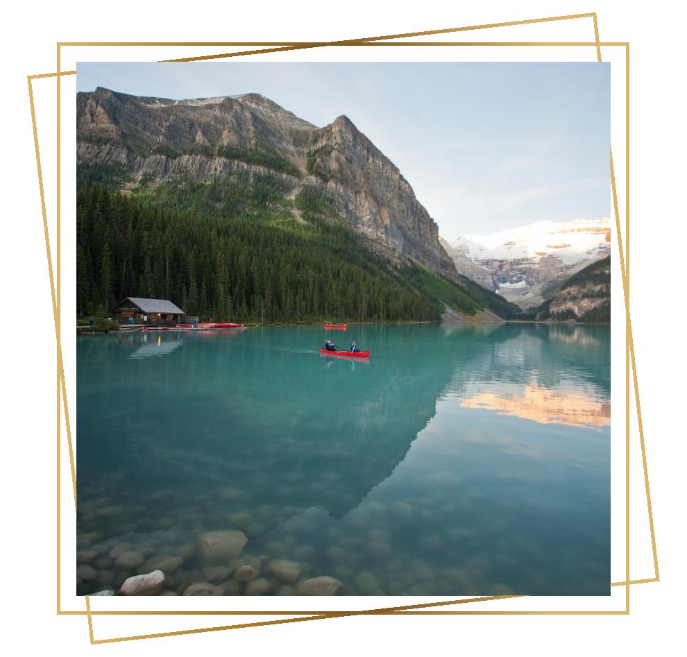 Photo by: Banff & Lake Louise Tourism / Paul Zizka Photography.