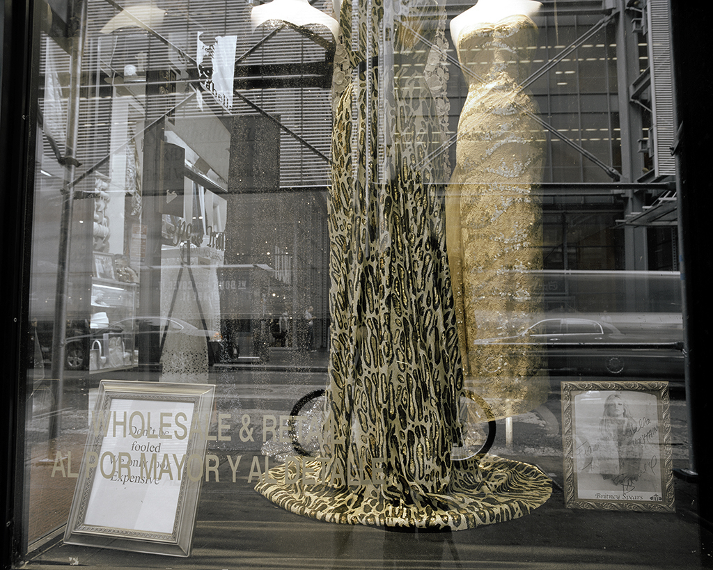 "Lorna Bauer,  Untitled (Garment District) , 2012, archival inkjet print, 24"" x 30"" (61 x 76 cm)"