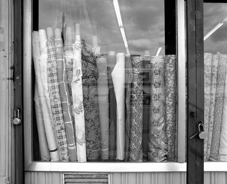 "Lorna Bauer,  Bracket , 2012, three archival inkjet prints on fine art paper, 16"" x 20"" (41 x 51 cm)"