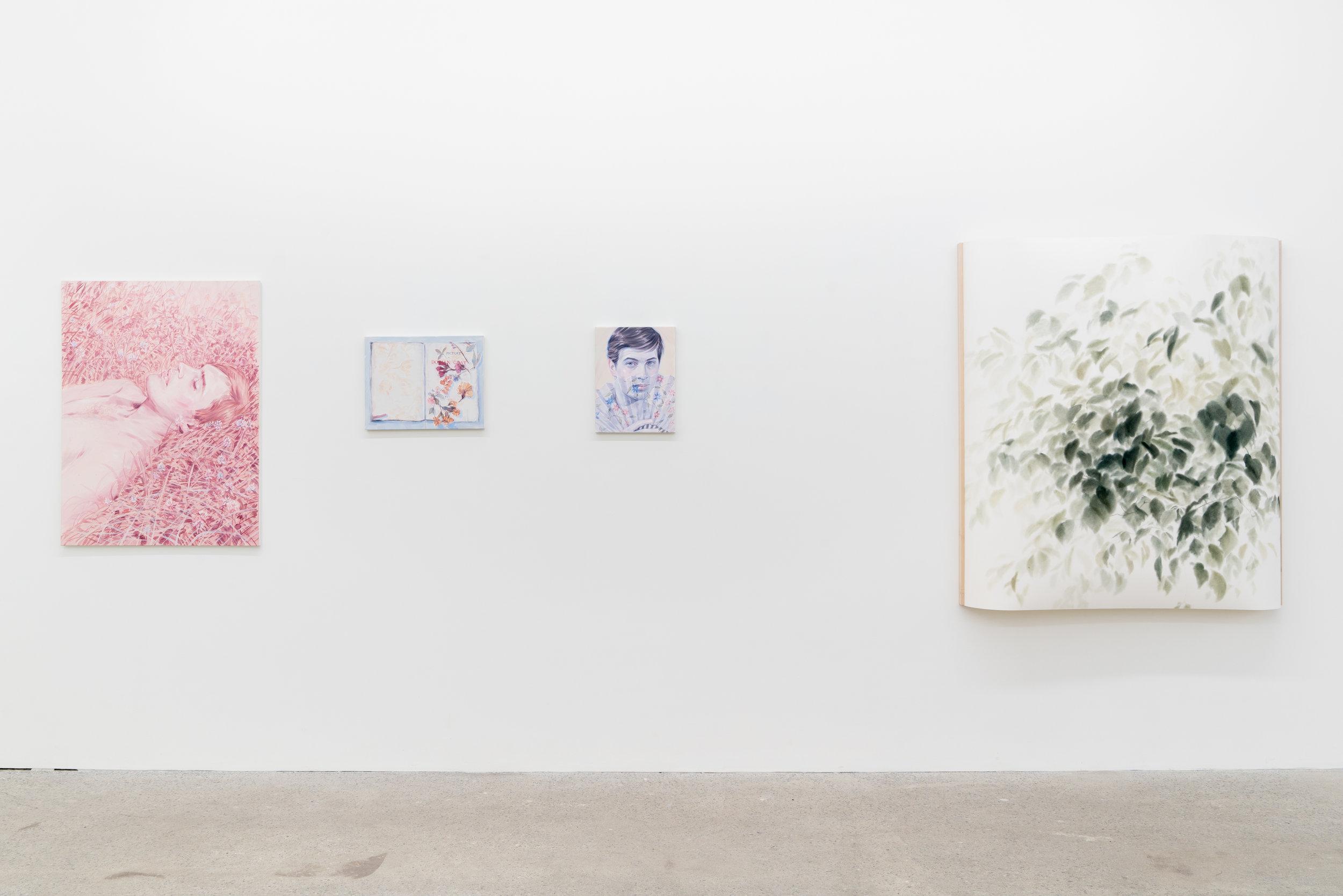 Coetus Floreus,  exhibition view.