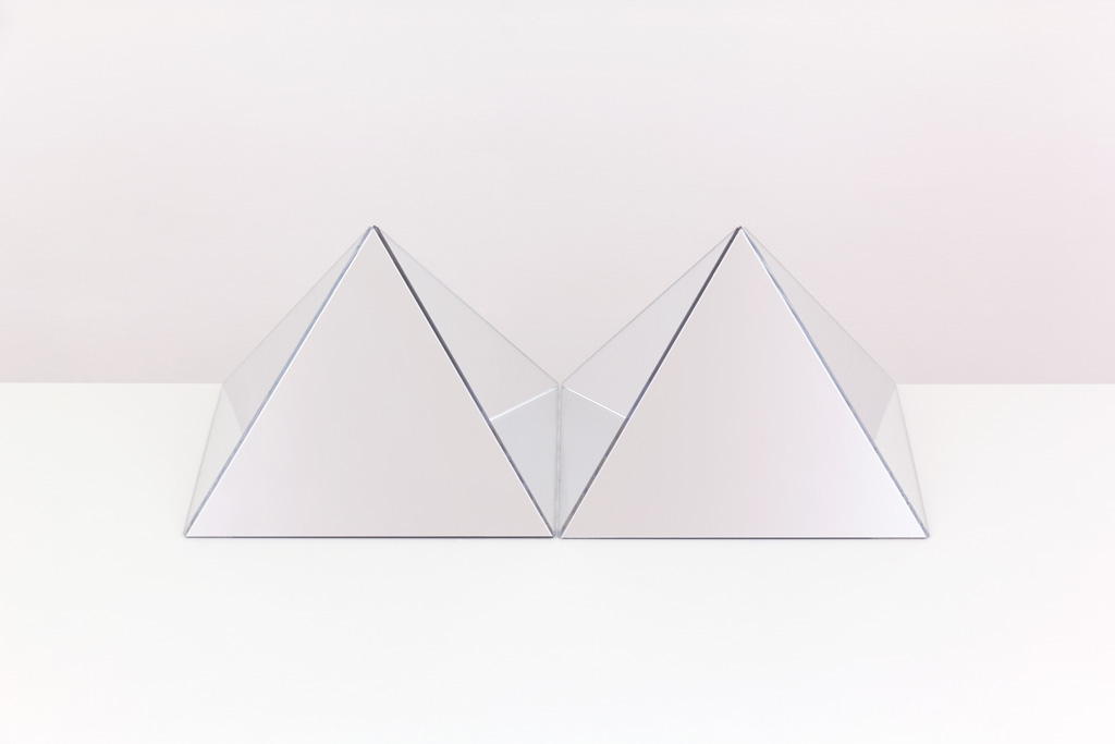 "Caroline Cloutier,  Déploiement 1 , 2016, digital print mounted under plexiglass, 24 x 30"" (61 x 91 cm)"