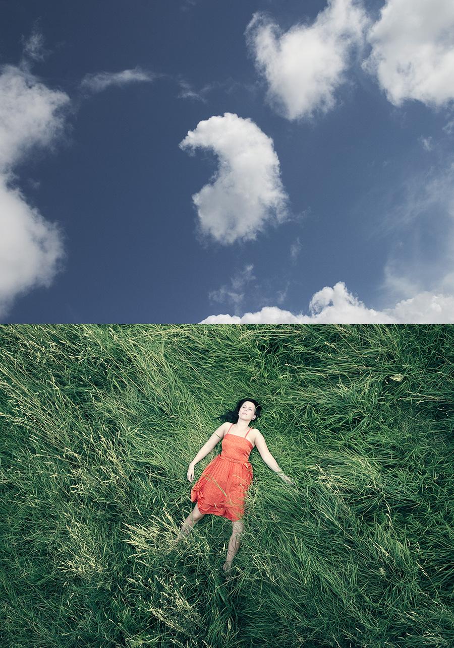 Untitled #2 (Judith in field).