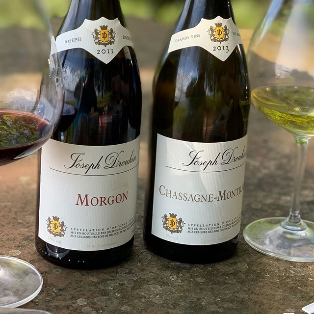Not a bad afternoon!  #burgundy #beaujolais #morgon #chassagnemontrachet #wine #winetasting #winery  #winelover #winebight #wine🍷 #winelovers #winefordays #wineoclock #mississippi #drinkmississippi #mississippiwine #mississippidelta #mississippiliving #mississippilove  #winecountry #winestagram #winefordays #winehouse #winelife #instawine #sardislake #bourgogneblanc #love #oxford