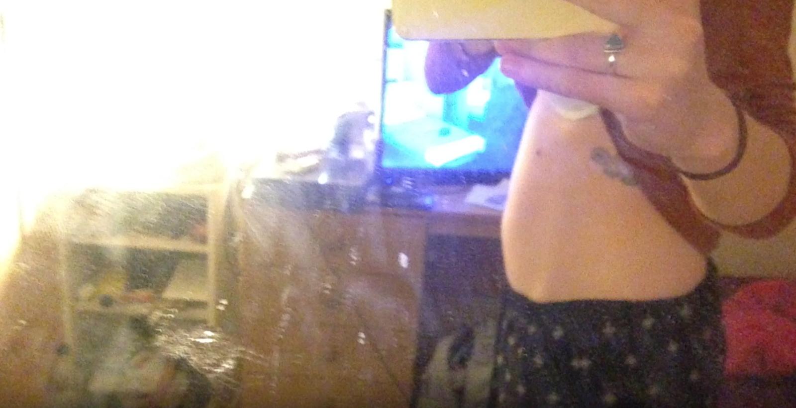 2 months pregnant