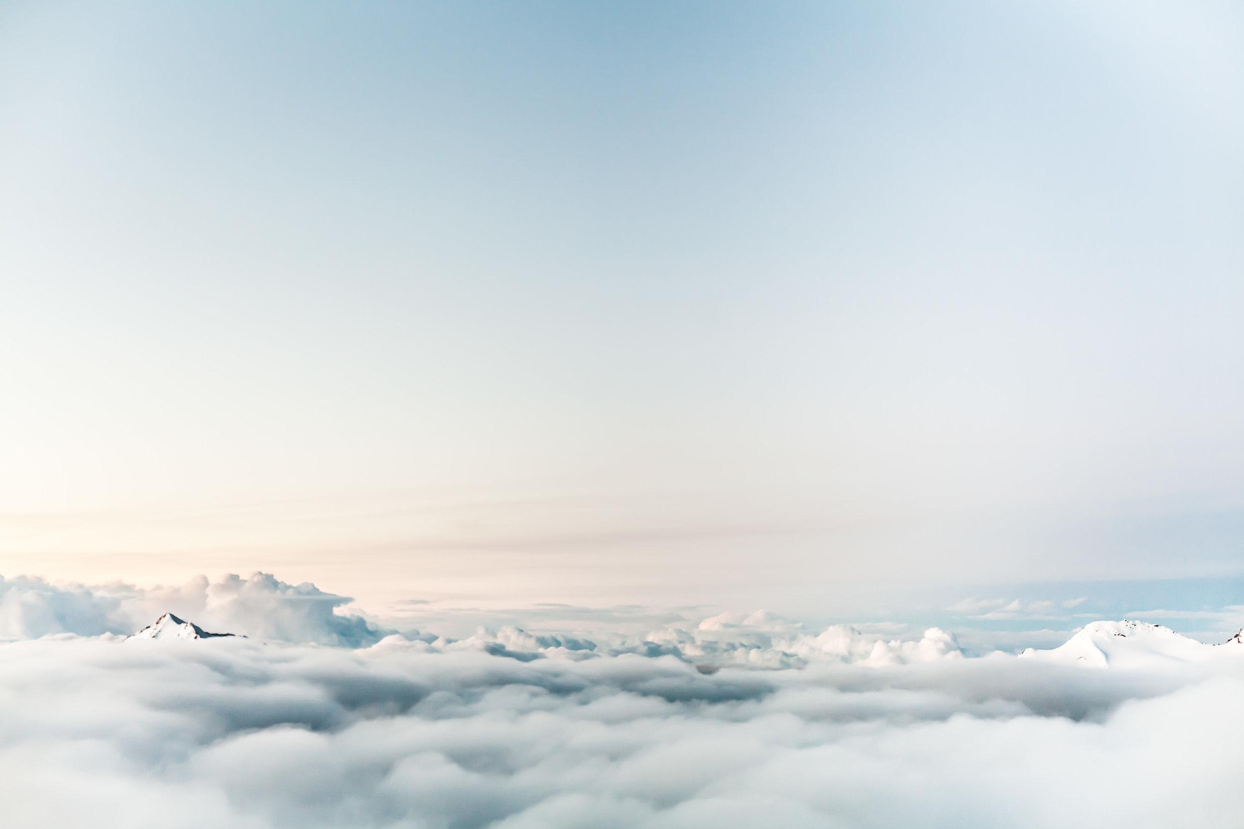 Über den Wolken retreat