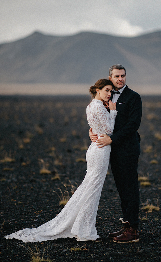 Evan Civas Iceland Elopement