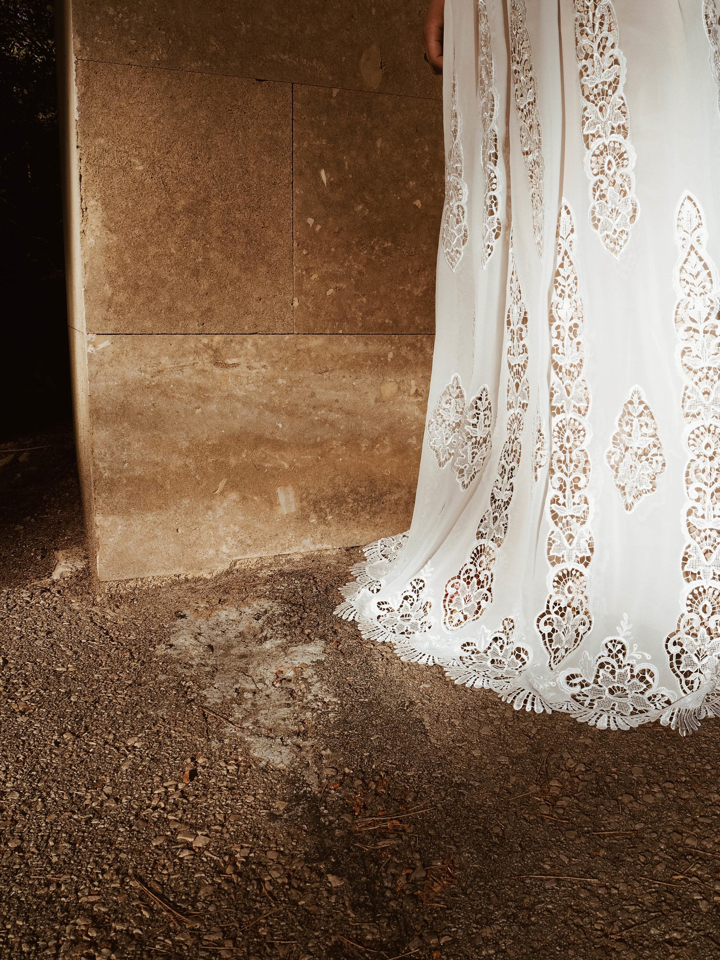 Detail Francis Bridal
