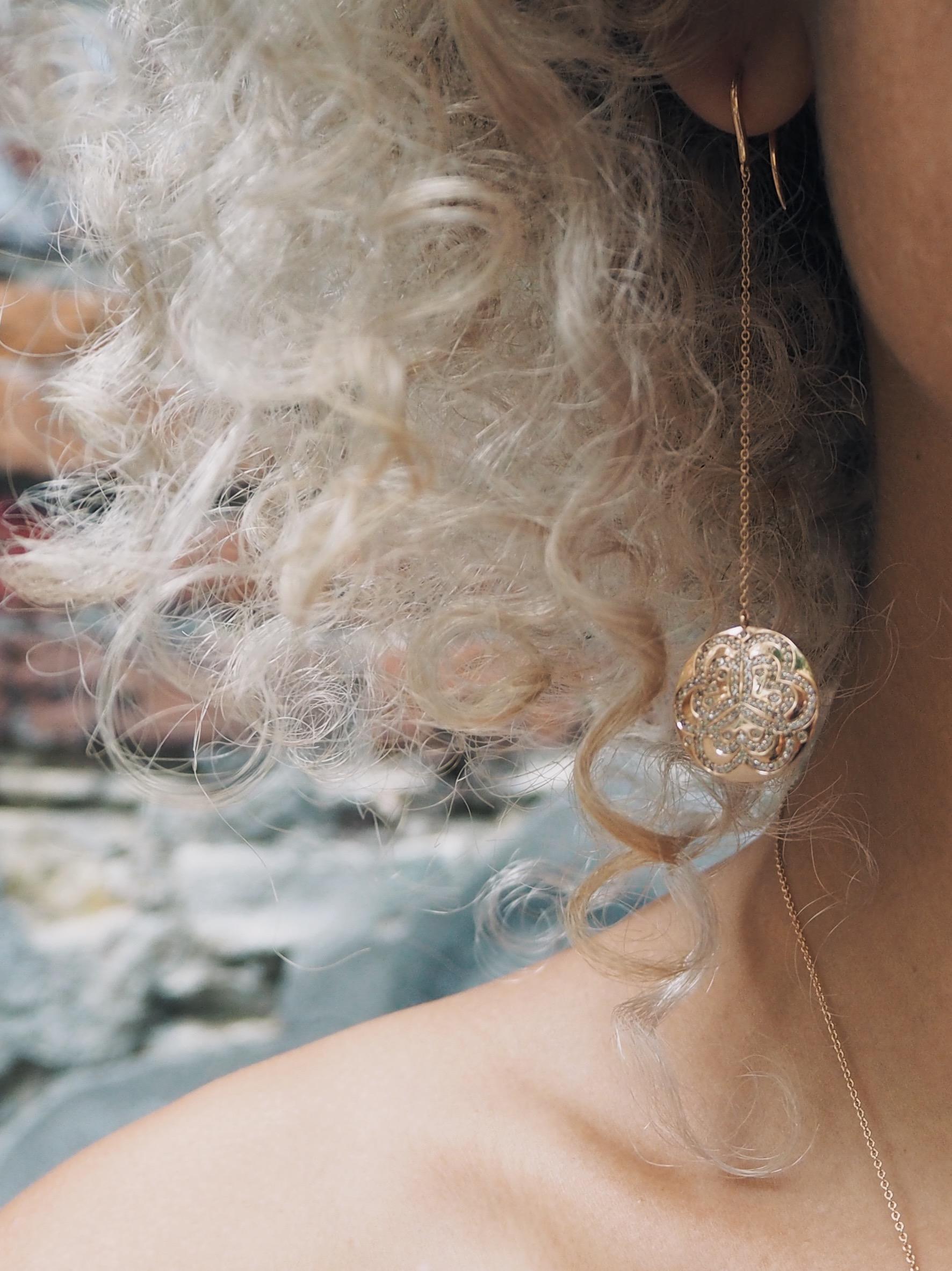 Bridal jewelry from Berlin earrings