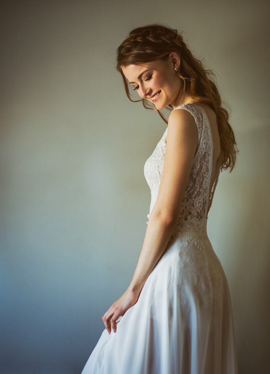 Lovely Bridal look