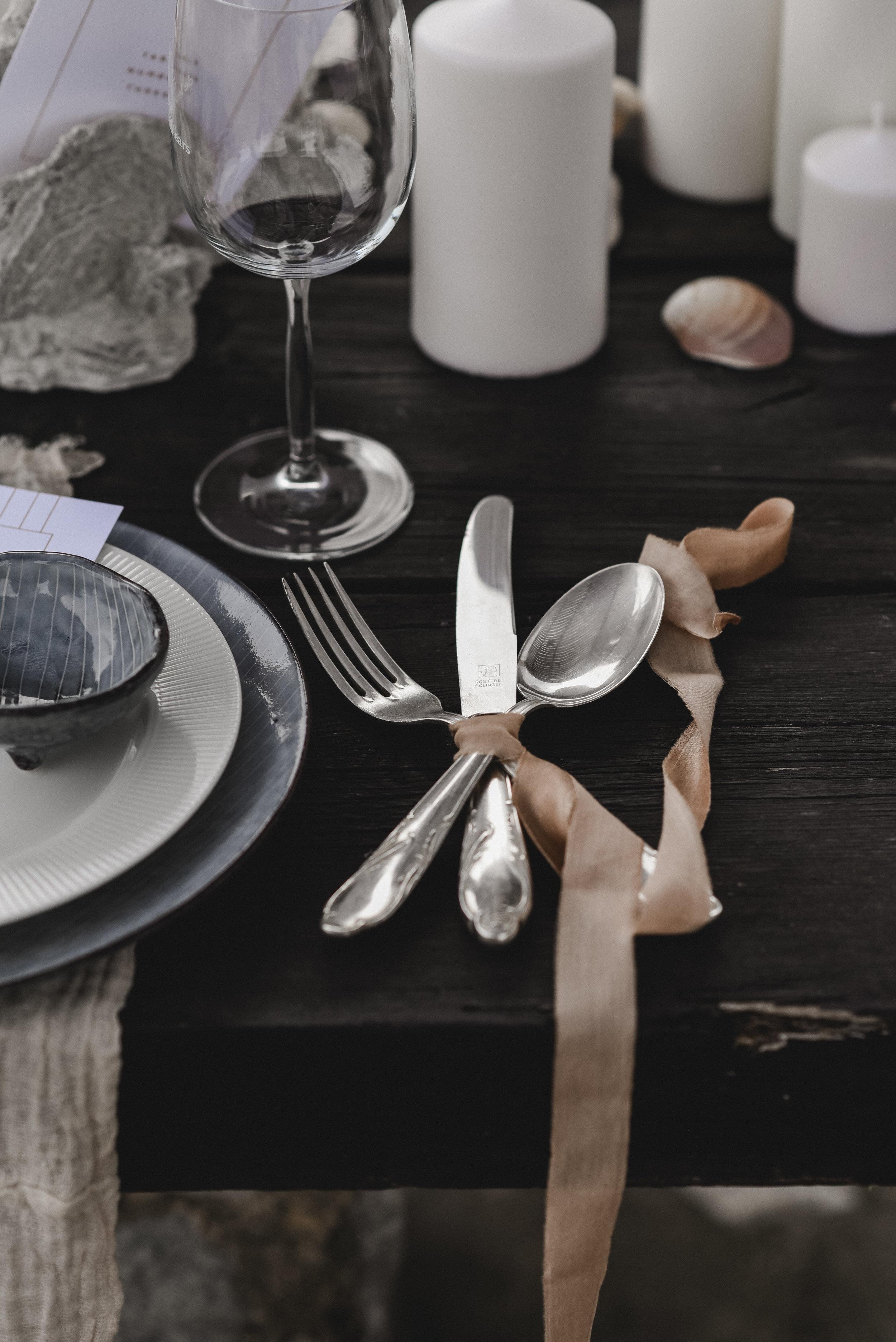 Mallorca Hochzeit Tischdeko