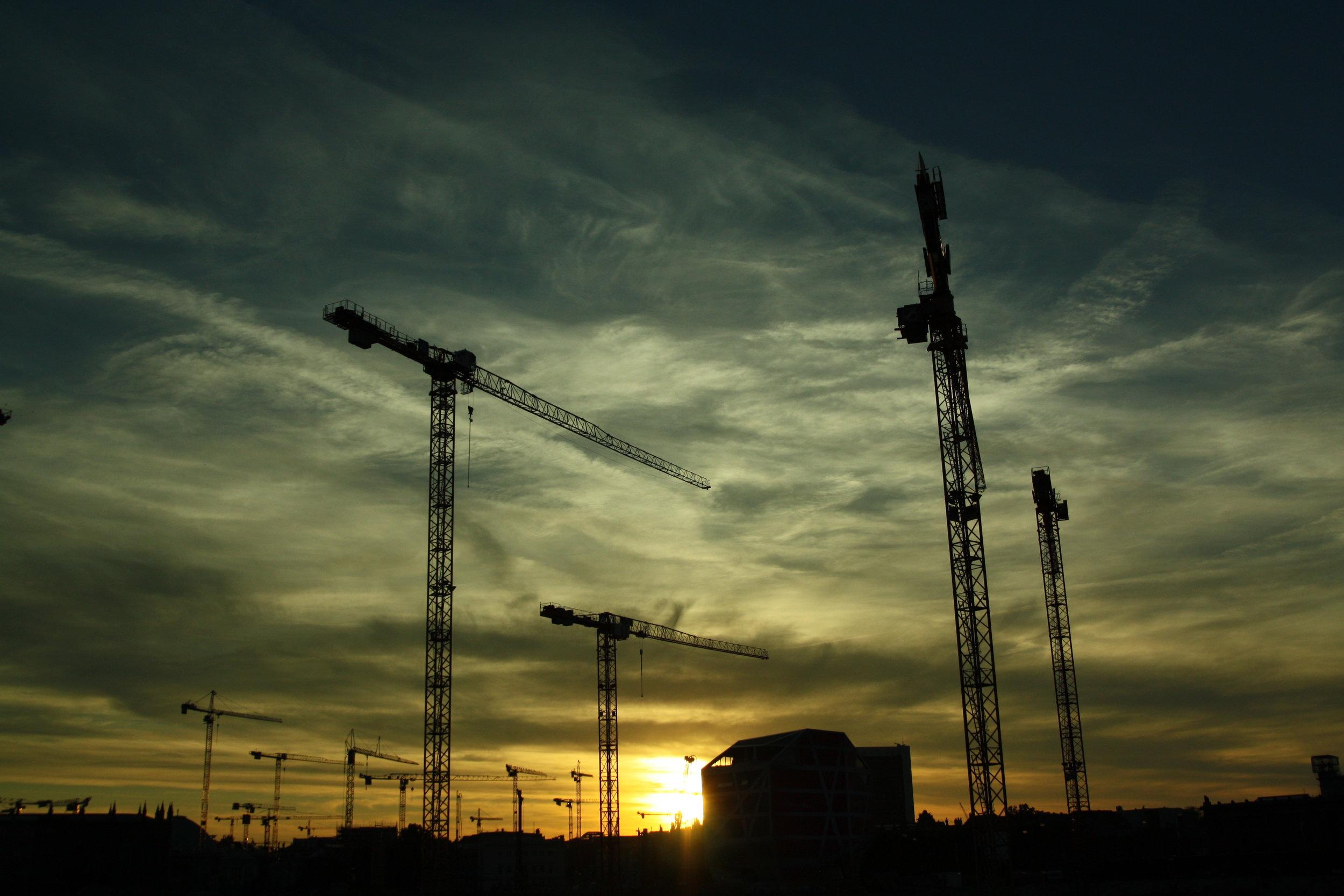 Construction -