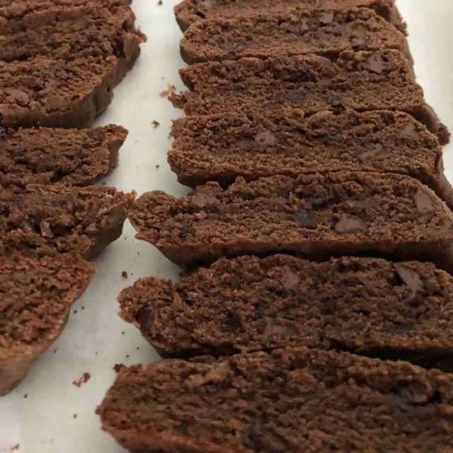 Homemade biscotti ☕️ #baking