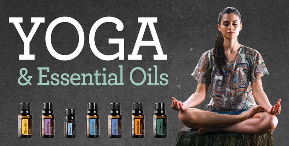 Adabelle Carson, Certified Yoga Instructor, and doTERRA Wellness Advocate, explains how she uses doTERRA essential oils in her Yoga practice