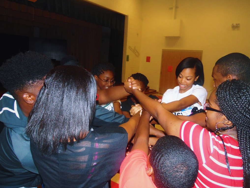 Kinston Teens Youth Leadership Summit on Tuesday, July 21, 2015 at Southeast Elementary School