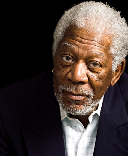 MORGAN FREEMAN  President and Co-Founder