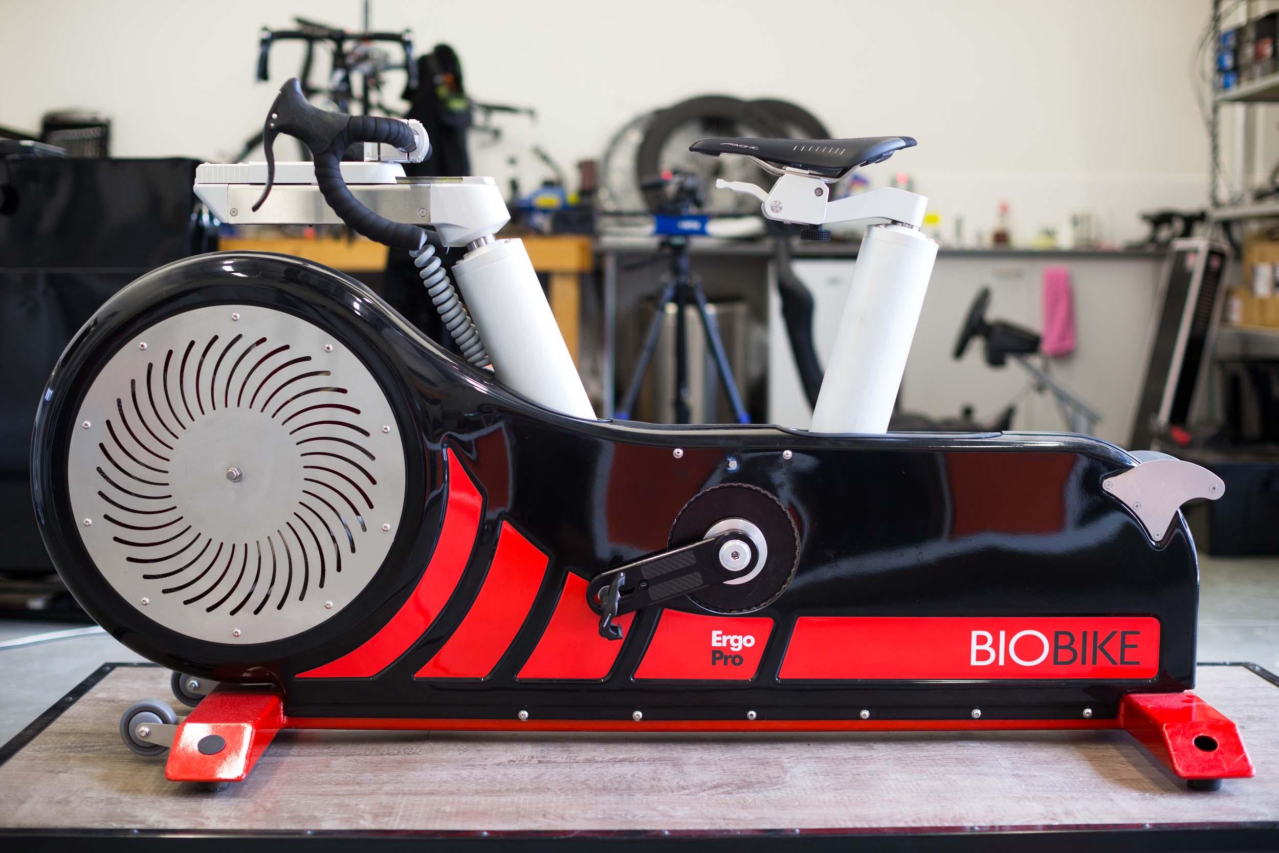 BioBike Bike Fitting Machine