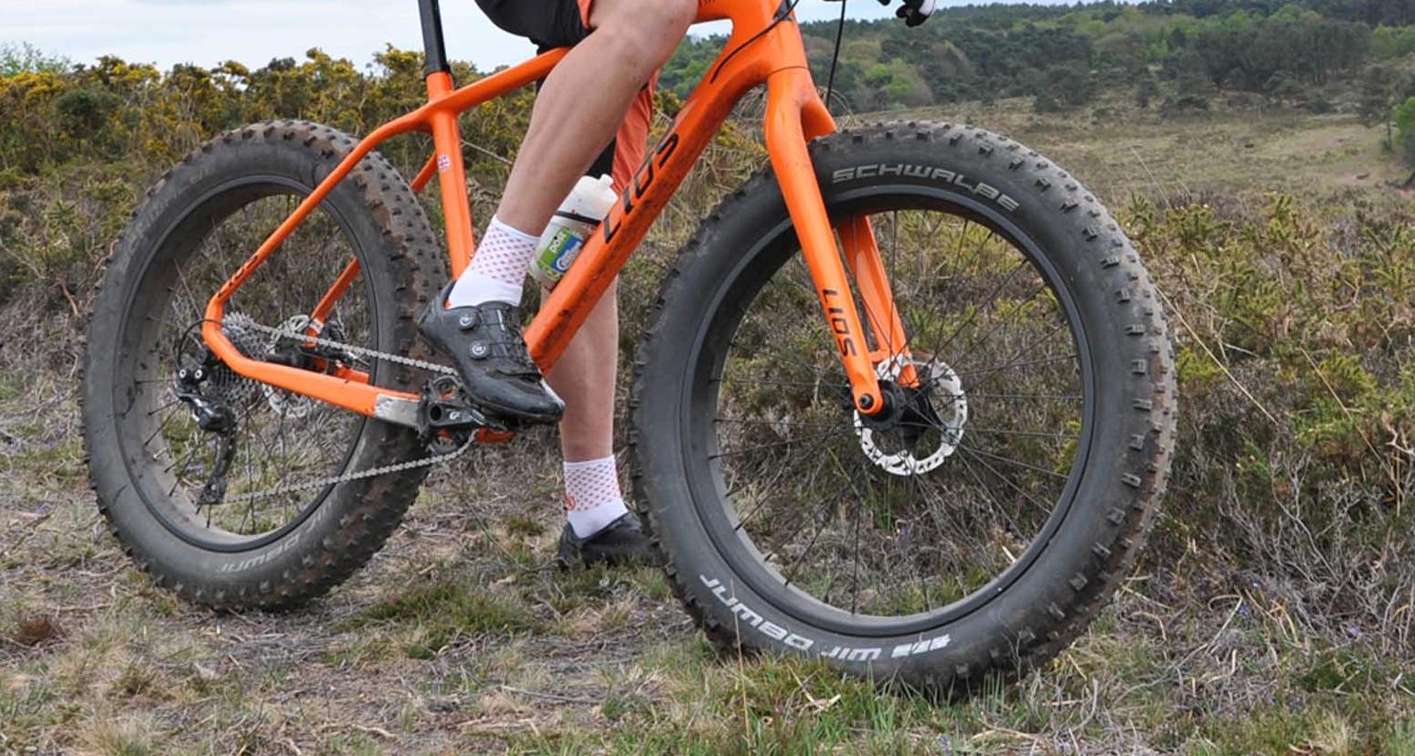 LIOS Bomber Fatbike Wheel