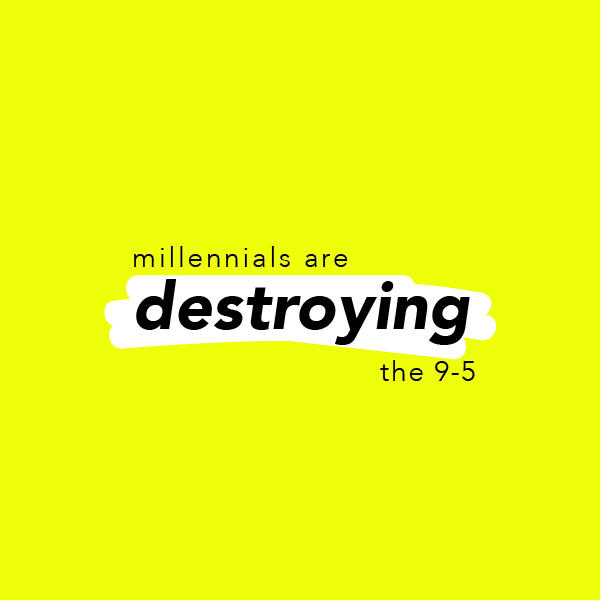Millennial Scumbags Destroying 9-5 with the Fancys