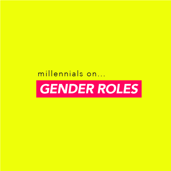 Millennial Scumbags with The Fancys millennials on...GENDER ROLES