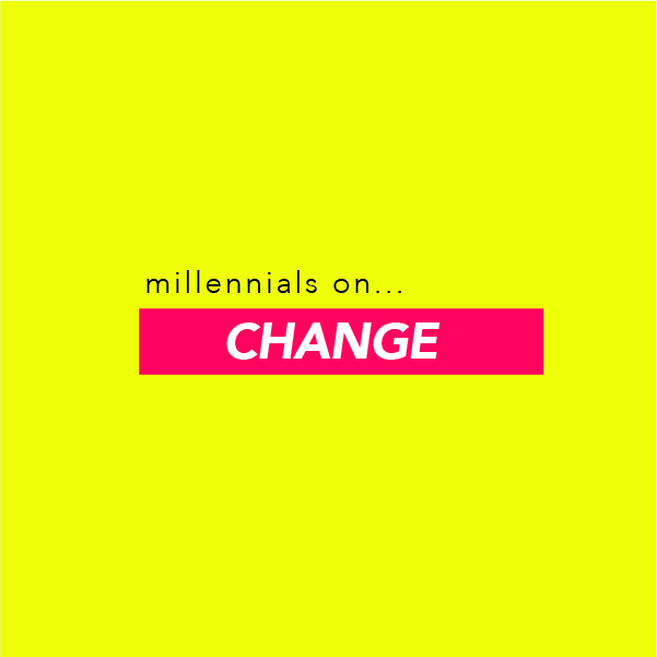 Millennial Scumbags with The Fancys millennials on...CHANGE
