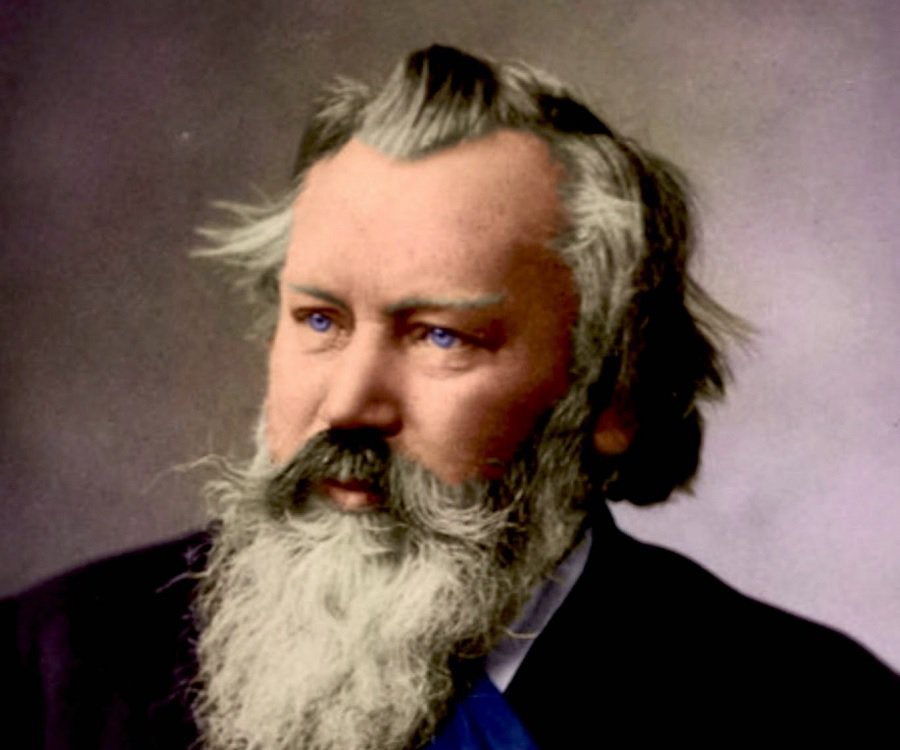 Johannes Brahms (1833-1897) is widely regarded as one of the preeminent German composers of the 19th century.