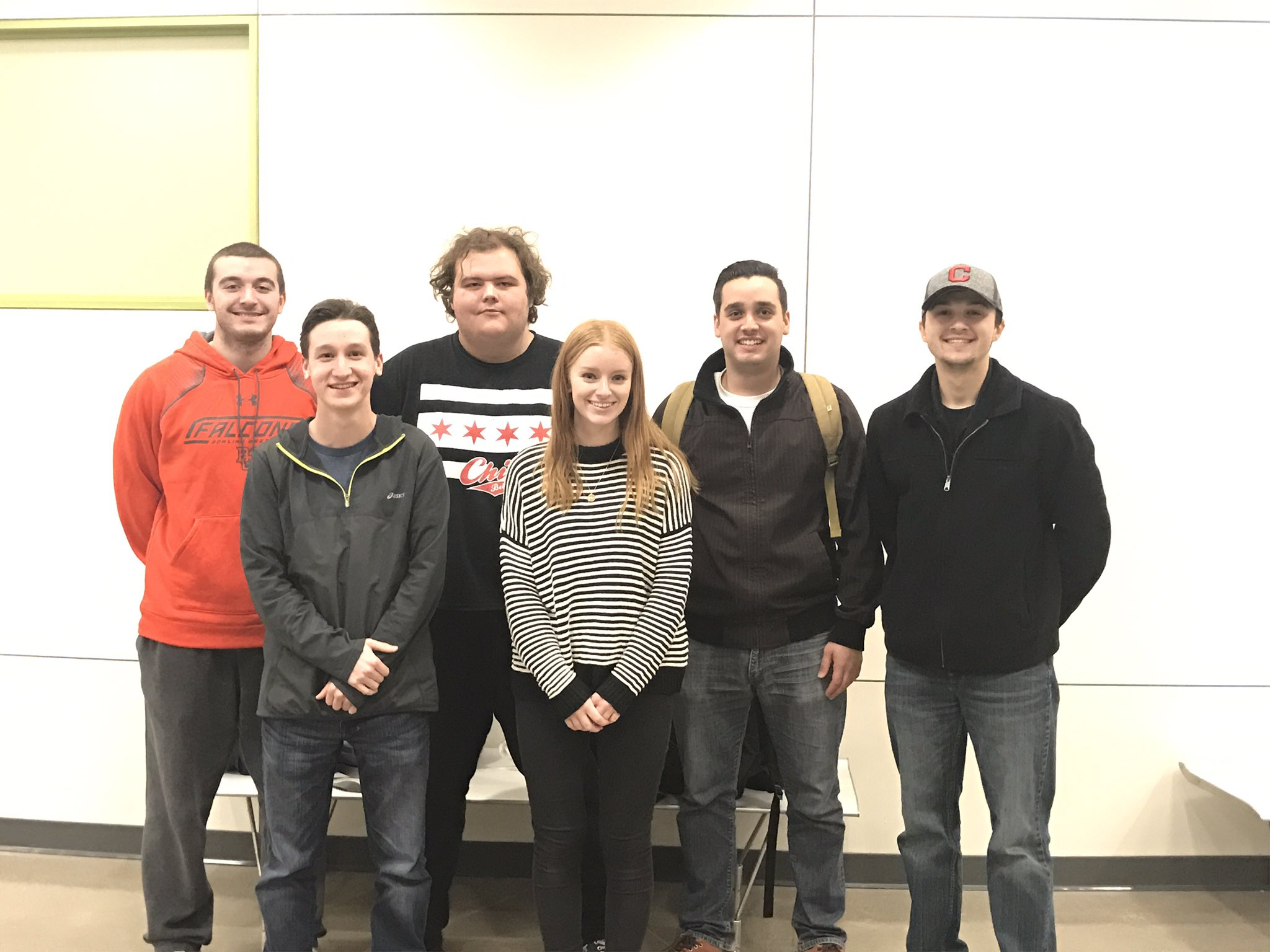 Director: Griffin Olah - Marketing is one of five suggested minors that accompanies the Sport Management major at BGSU. The Marketing Committee is responsible for spreading the word of all SMA events, fundraisers, trips, and meetings as well as promoting the organization, managing several social media accounts, and sharing the experiences of SMA with the university and community.Griffin can be contacted at golah@bgsu.edu