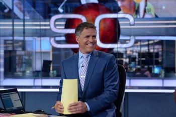 Jay Crawford - Former ESPN analyist