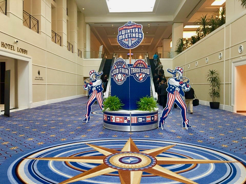 2016 Baseball Winter Meetings - Washington, D.C.This was the second year that SMA sent members to attend the Baseball Winter Meetings and MiLB Job Fair. In 2015, the meetings were held in Nashville, TN. Coming away from the 2016 Winter Meetings, over 50 interviews were earned by our members, 7 jobs were offered, and 3 positions were accepted.