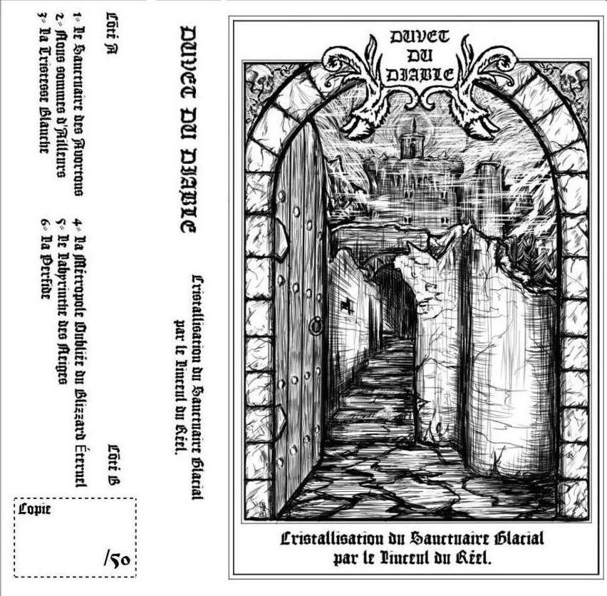 Duvet du Diable - First album published on tape