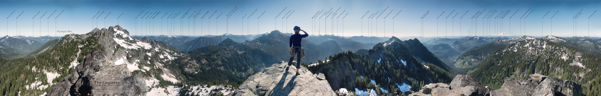 Pacific northwest - Panoramas & Photography