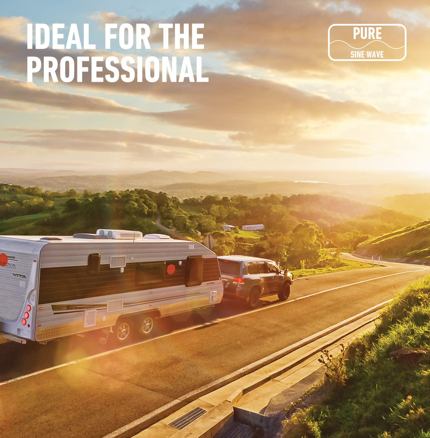 Intelli-Wave: Ideal for the professional