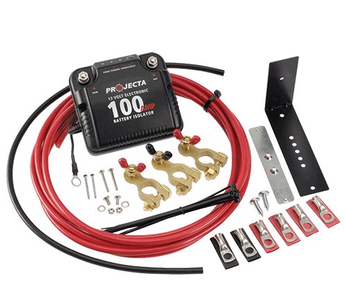 Comprehensive kits  As well as individual controllers, comprehensive kits are also available, including premium quality accessories: distribution terminals, lugs, heatshrink strips, lengths of appropriate gauge wire, associated screws and fittings and more. Everything you would need to install the kits is supplied guaranteeing a quality and professional fitment.