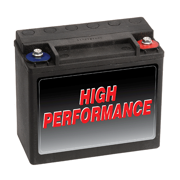 High performance batteries  Premium, sealed AGM batteries offering high cranking capabilities and matched with heavy-duty leads and clamps provide outstanding jumpstarting.