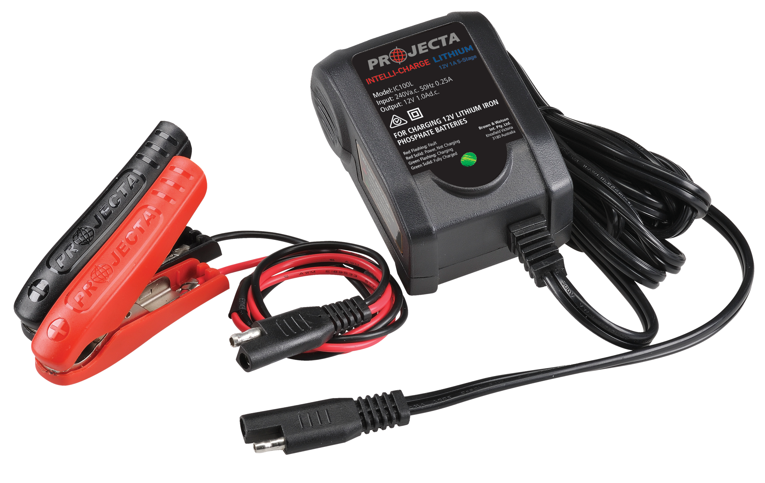 Projecta-Intelli-Charge--IC100L-Lithium-Battery-Charger-Transparent.png