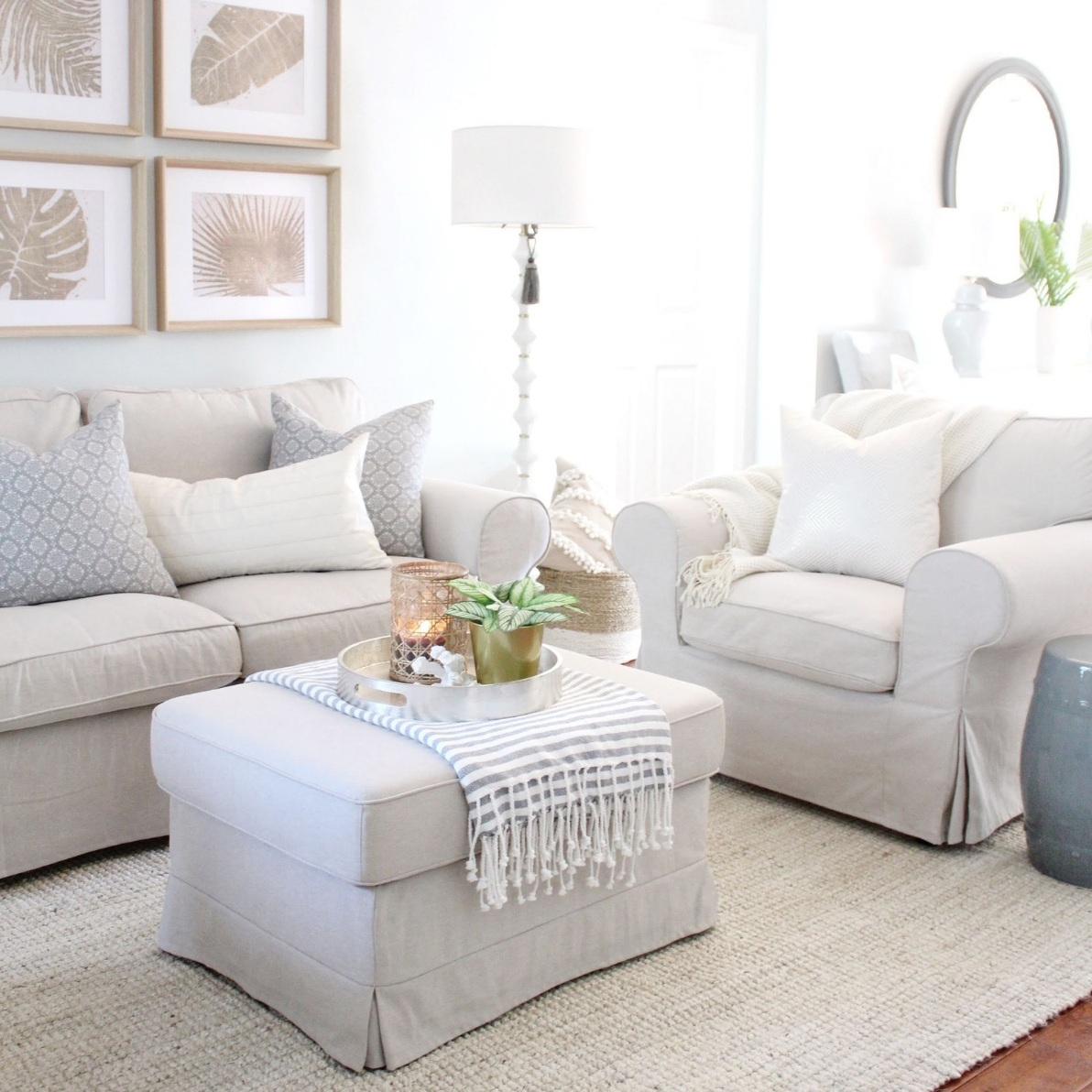 50+ Beautiful Living Room Home Decor 42