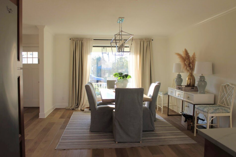 Hanging My Heavy Dining Room Mirror, How To Hang Mirror In Dining Room