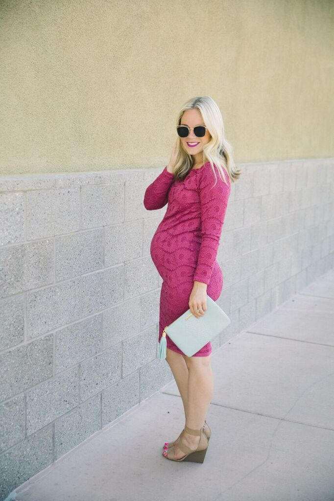 Baby Bump Style: The Do's & Don'ts When Dressing Your Bump by Las Vegas fashion bloggers Life of a Sister