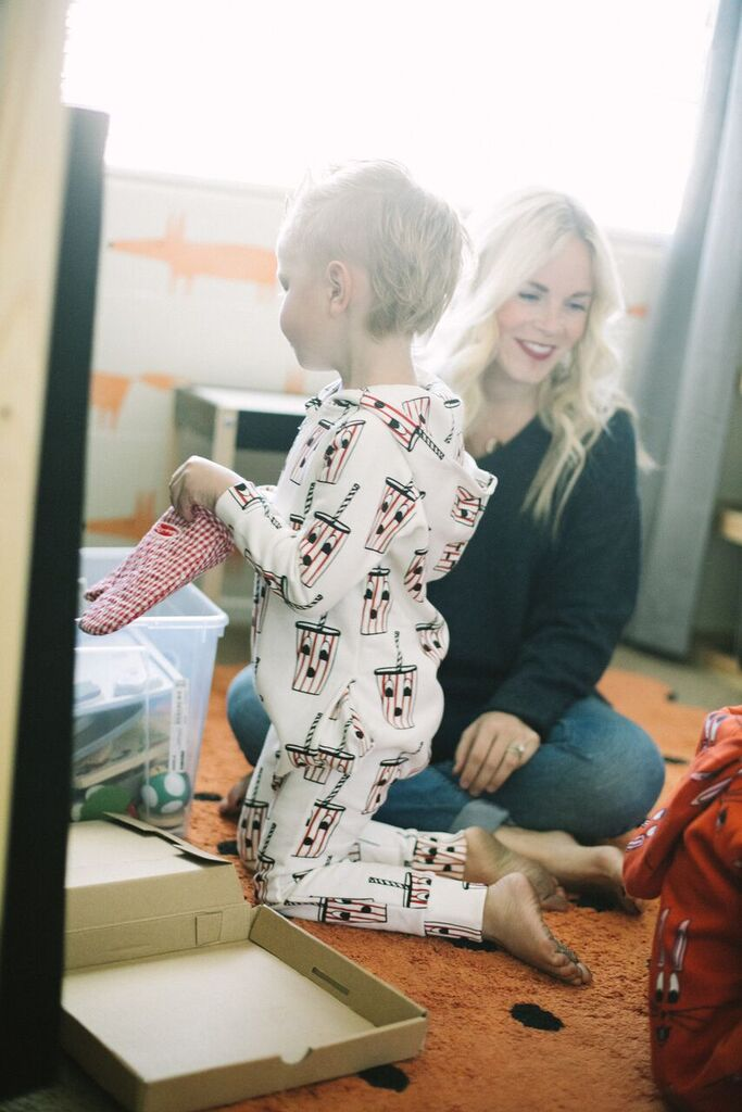 One On One With Each Child by Las Vegas mom bloggers Life of a Sister