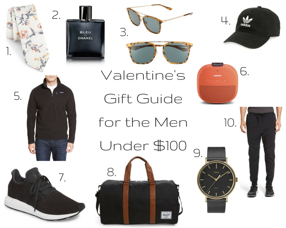 Valentines Day Gift Ideas for Him Under $100 by top US life and style blog Life of a Sister