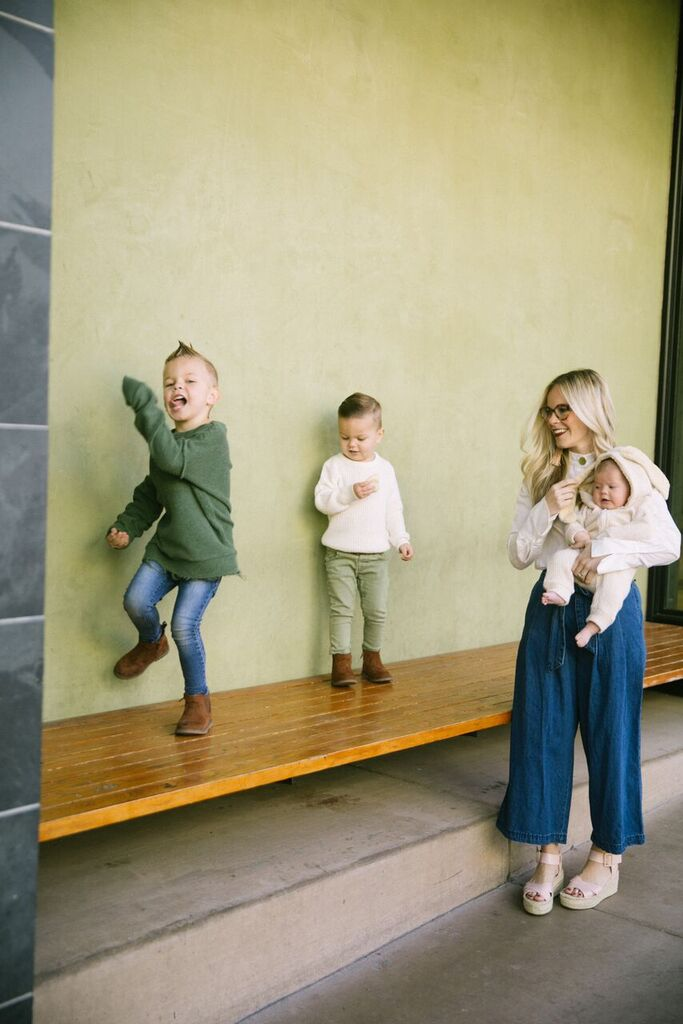 Transitioning to Having THREE Kids by popular Las Vegas lifestyle bloggers Life of a Sister