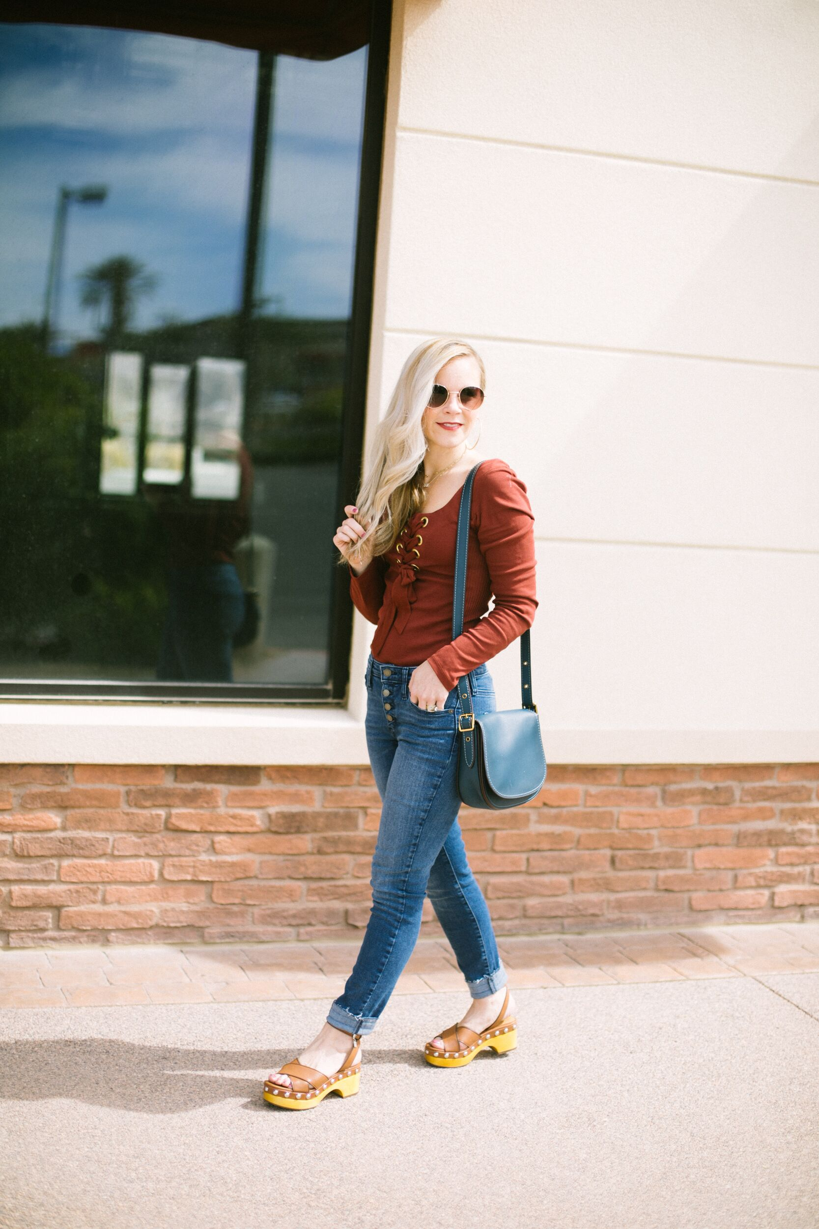 How to Find the Perfect Pair of Jeans by popular Las Vegas fashion bloggers Life of a Sister